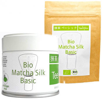 Bio Matcha Silk Basic