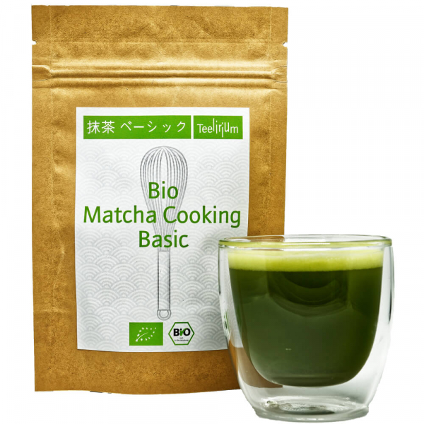 Bio Matcha Cooking Basic